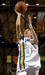 Gauchos Come on Strong Late to Defeat Santa Clara, 95-82
