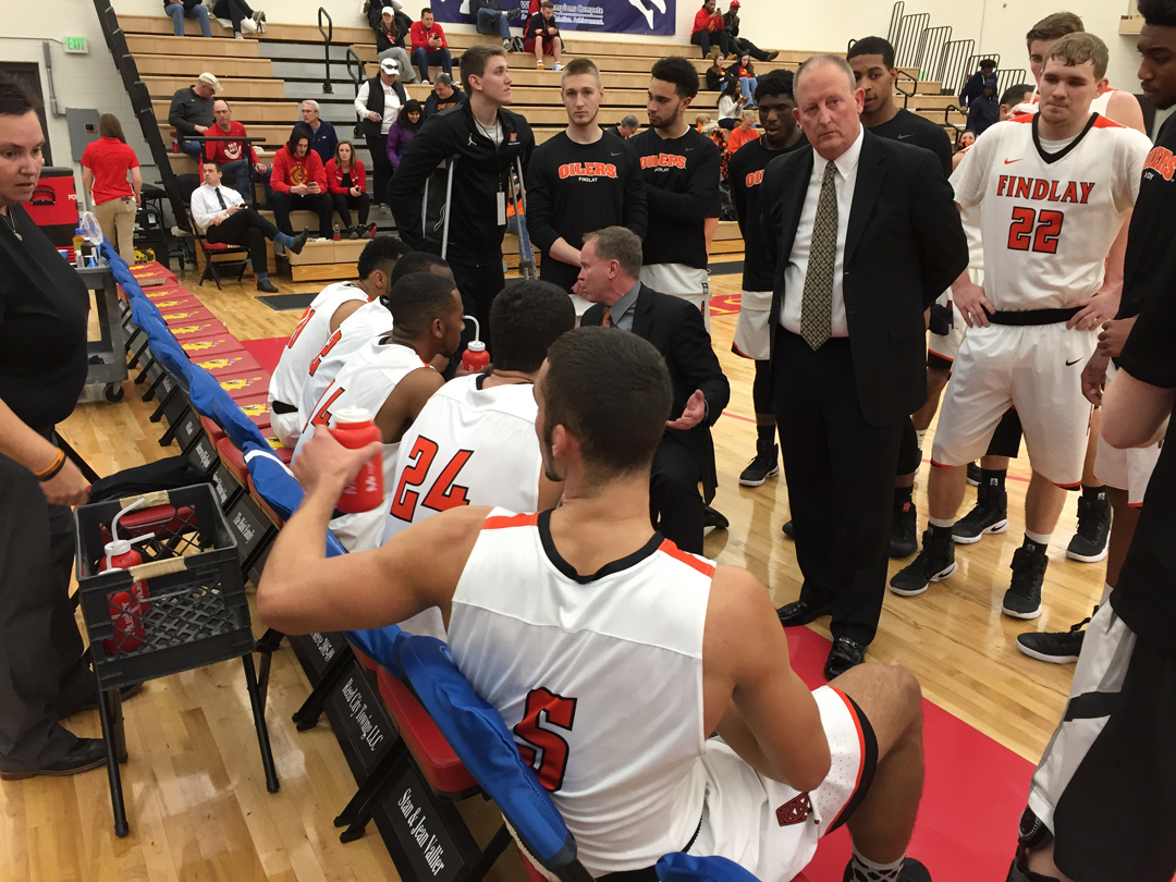 Eagles Knock Oilers out of GLIAC Tourney