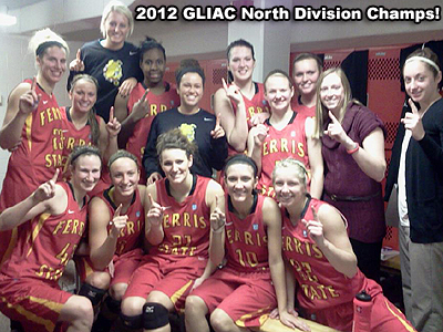 FSU Wins GLIAC North Outright With Victory