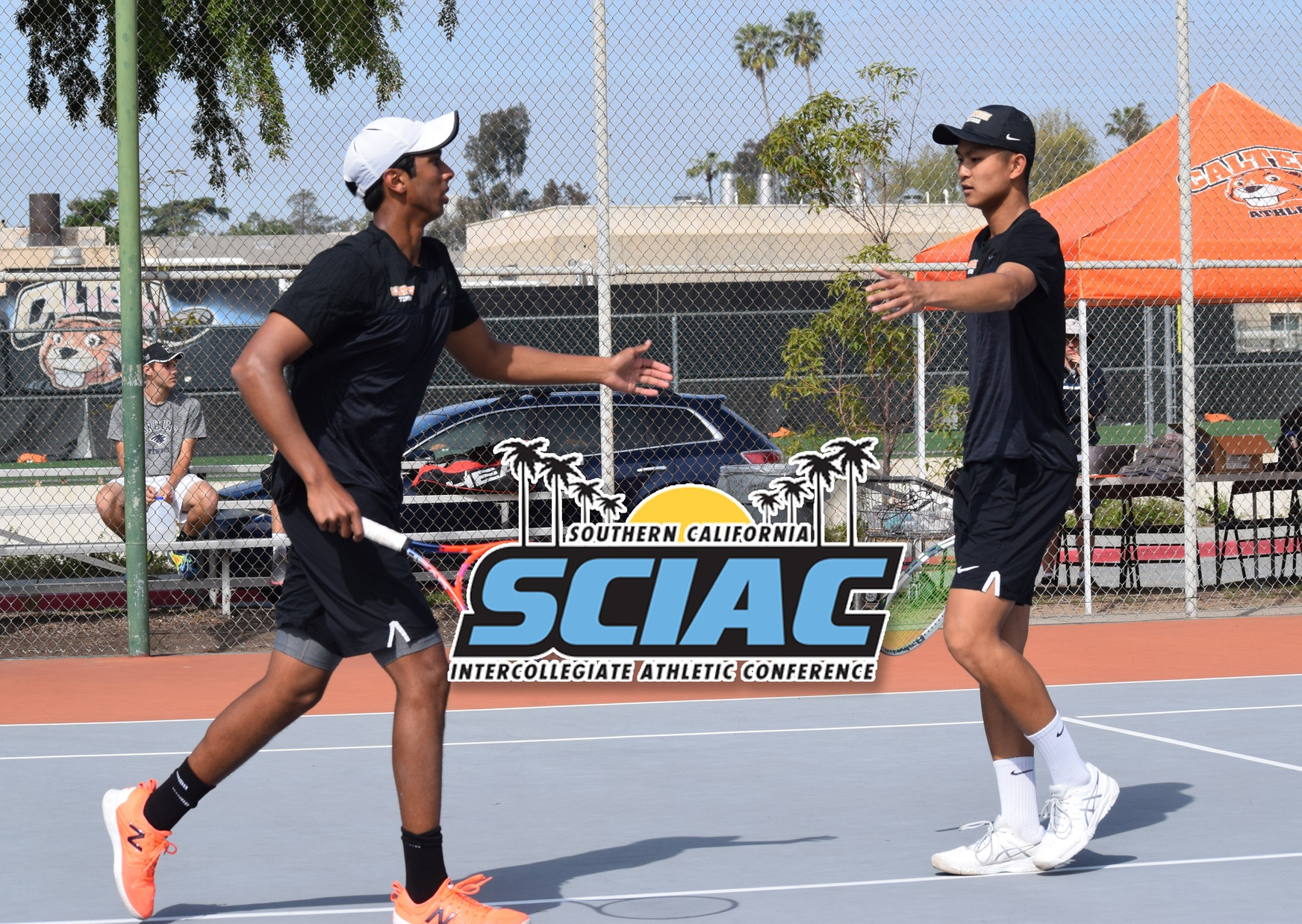 Shanker and Wei Make First Team All-SCIAC