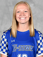 Offensive Athlete of the Week - Lydia Lawson, Elizabethtown