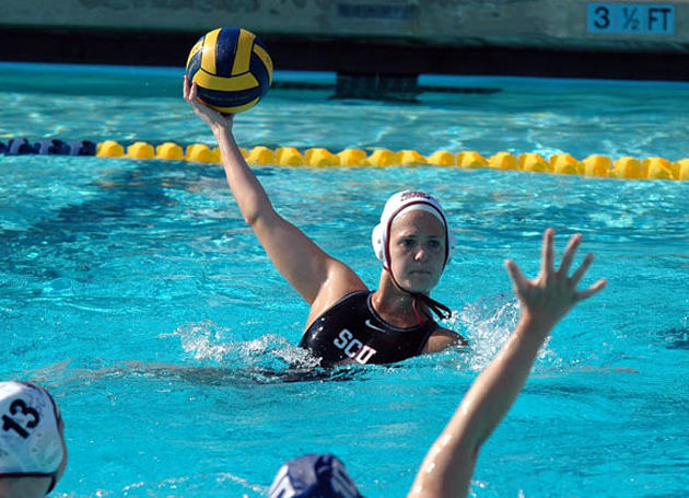 Next for SCU Water Polo: 16-Team Triton Invitational in San Diego