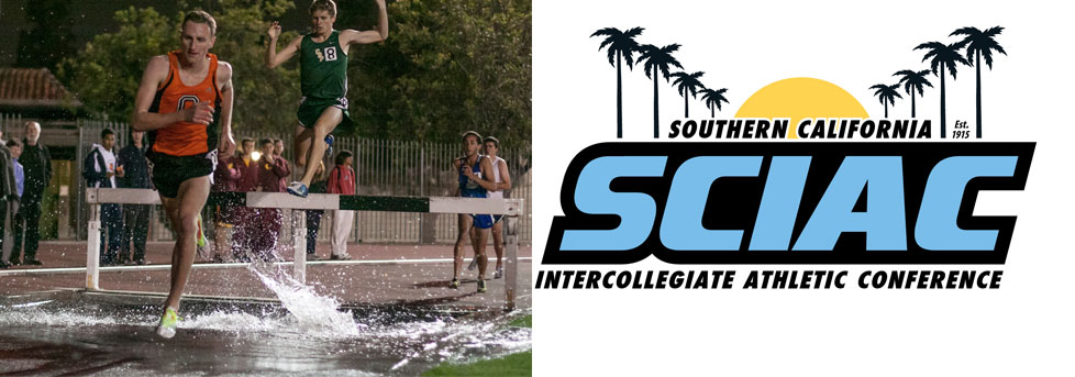 OXY MEN'S TRACK LANDS NINE ON ALL-SCIAC SQUAD