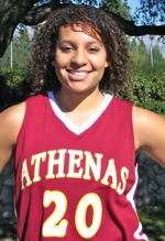Athenas Close Out Poets With Late Run