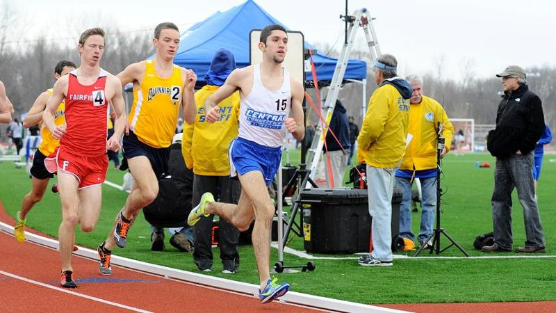 Walker Wins 5K at New England Championships