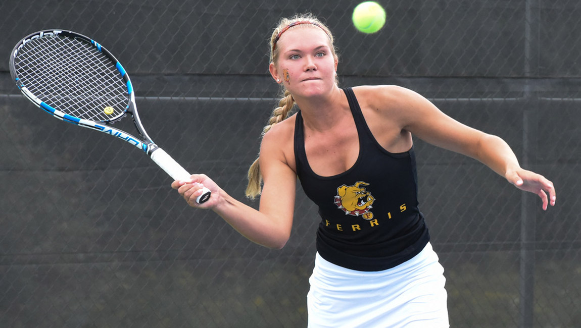 Maryville Holds On To Beat Ferris State In Women's Tennis Regional Crossover