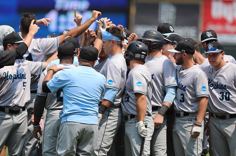Johns Hopkins Eliminated by Birmingham-Southern