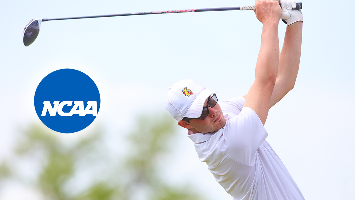 Bulldog Men's Golf Tied For Eighth Overall At NCAA-II Super Regional After Two Rounds
