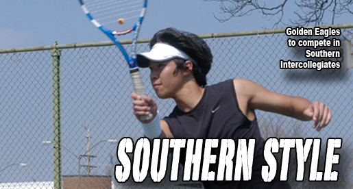 Four Golden Eagles to compete in Southern Intercollegiate tourney