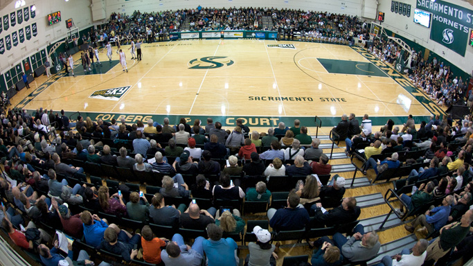 MEN'S HOOPS TO PLAY FIRST OF JUST TWO DECEMBER HOME GAMES ON MONDAY