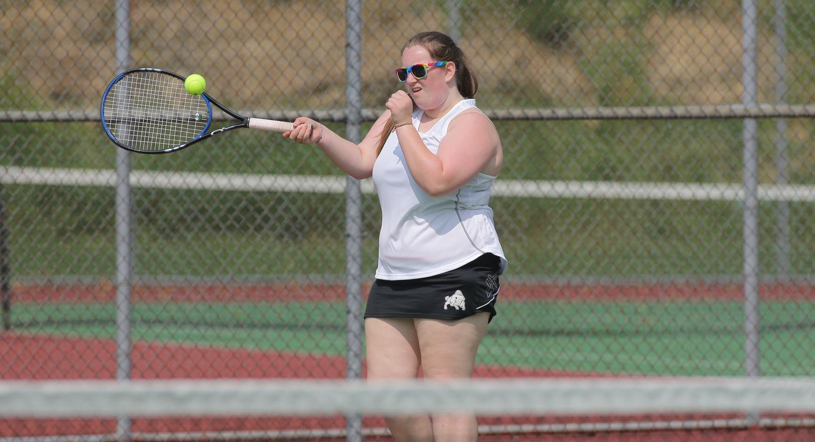 Women's Tennis Picks Up Win Over Muskingum