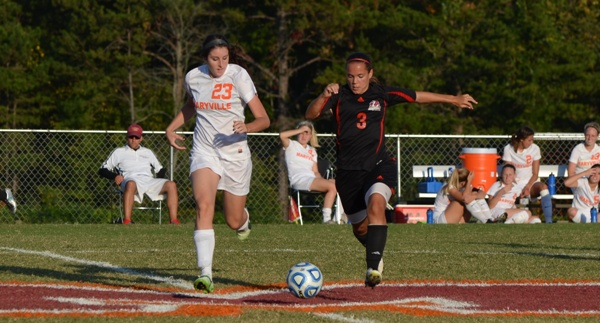 Women's Soccer: Maryville blanks Panthers 5-0 in GSAC match