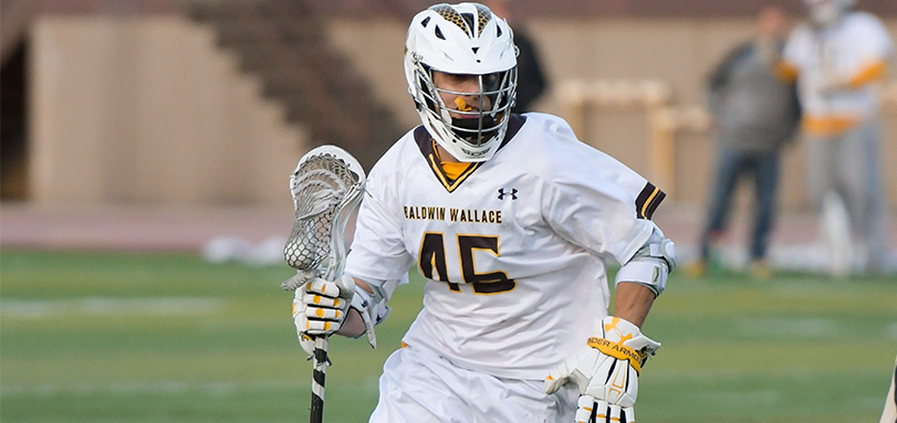 Matt McDowell scored a career and game-high tying four goals