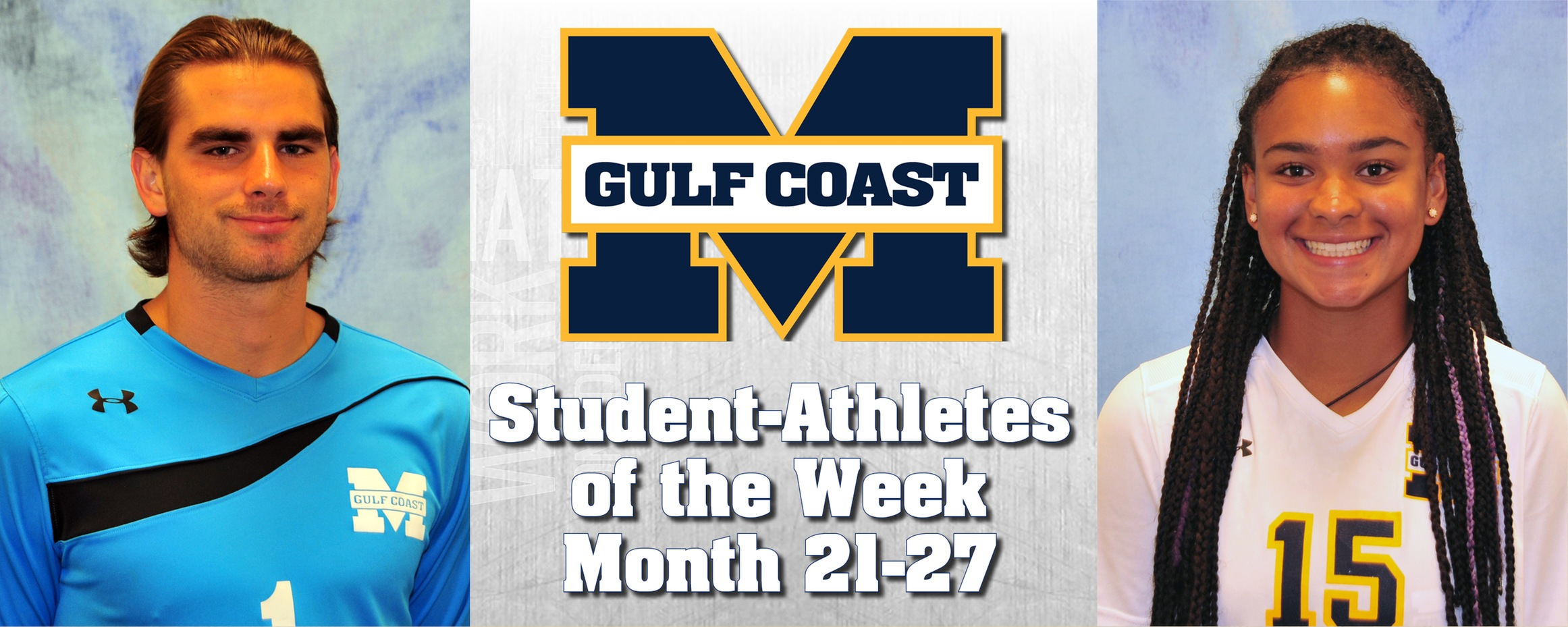 Betz, Beatty named MGCCC Student-Athletes of the Week