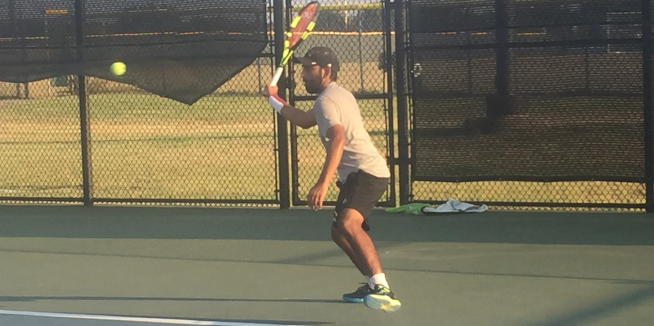 Andres Padilla, Austin College, Men's Tennis Player of the Week (Week 2)
