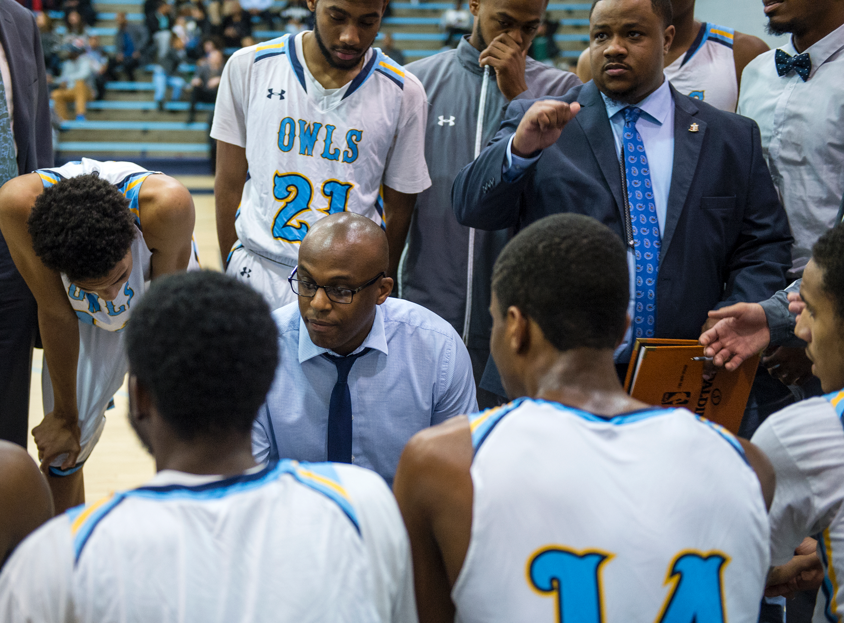 Prince George's Men's Basketball Improves To 2-0 With Victory At Thaddeus Stevens