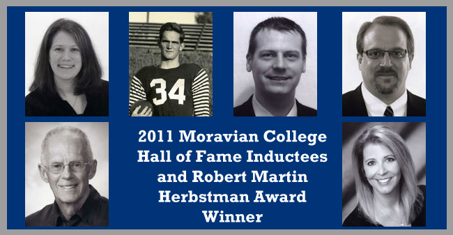 2011 Hall of Fame & Robert Martin Herbstman Award winners