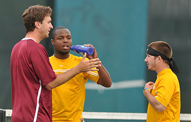 Time change for Salisbury's match against Vassar; Sea Gulls will play at 3:30 p.m.