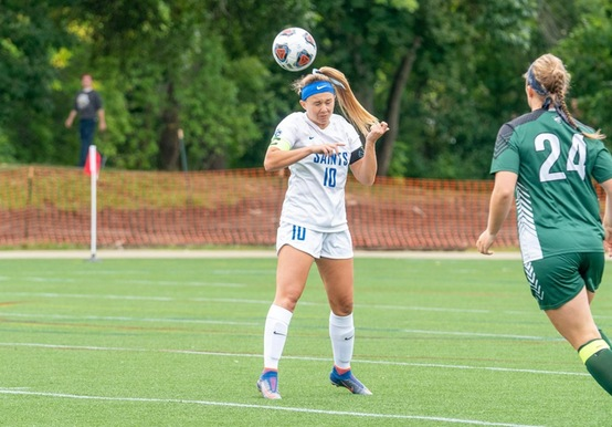 Brandeis Scores Early to Top Women's Soccer, 1-0