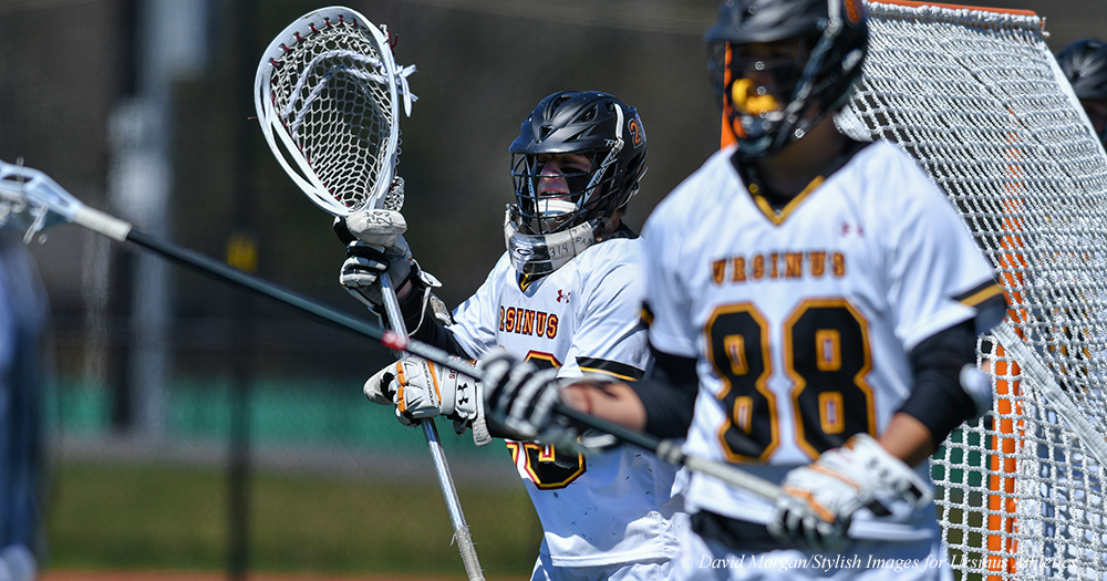 Shevitz, Men's Lax Stave Off McDaniel