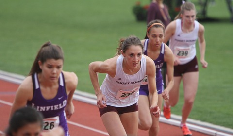 Men's and women's track teams in 8th after first day of NWC Championship