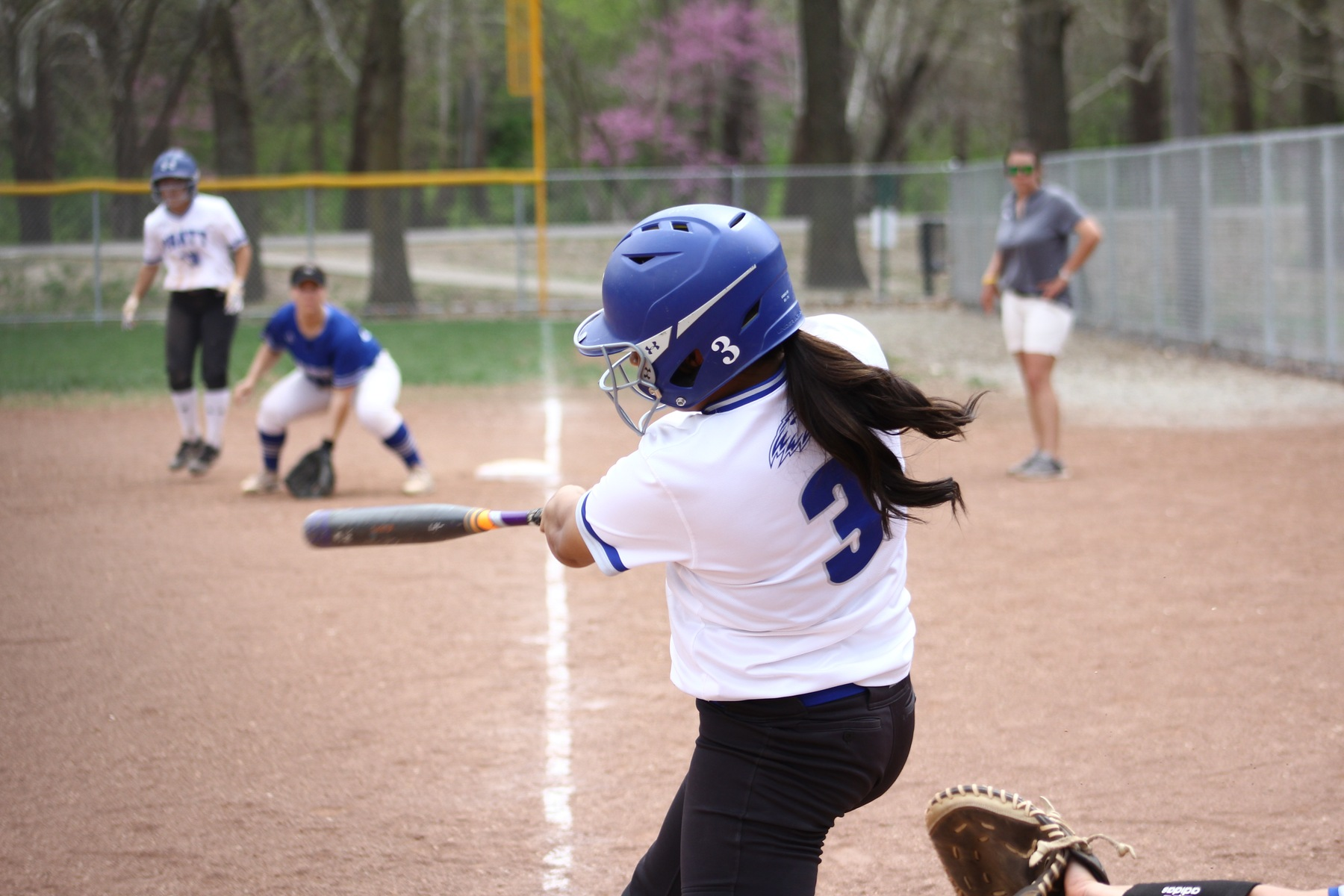 PCC softball ends season 4-21 in Conference