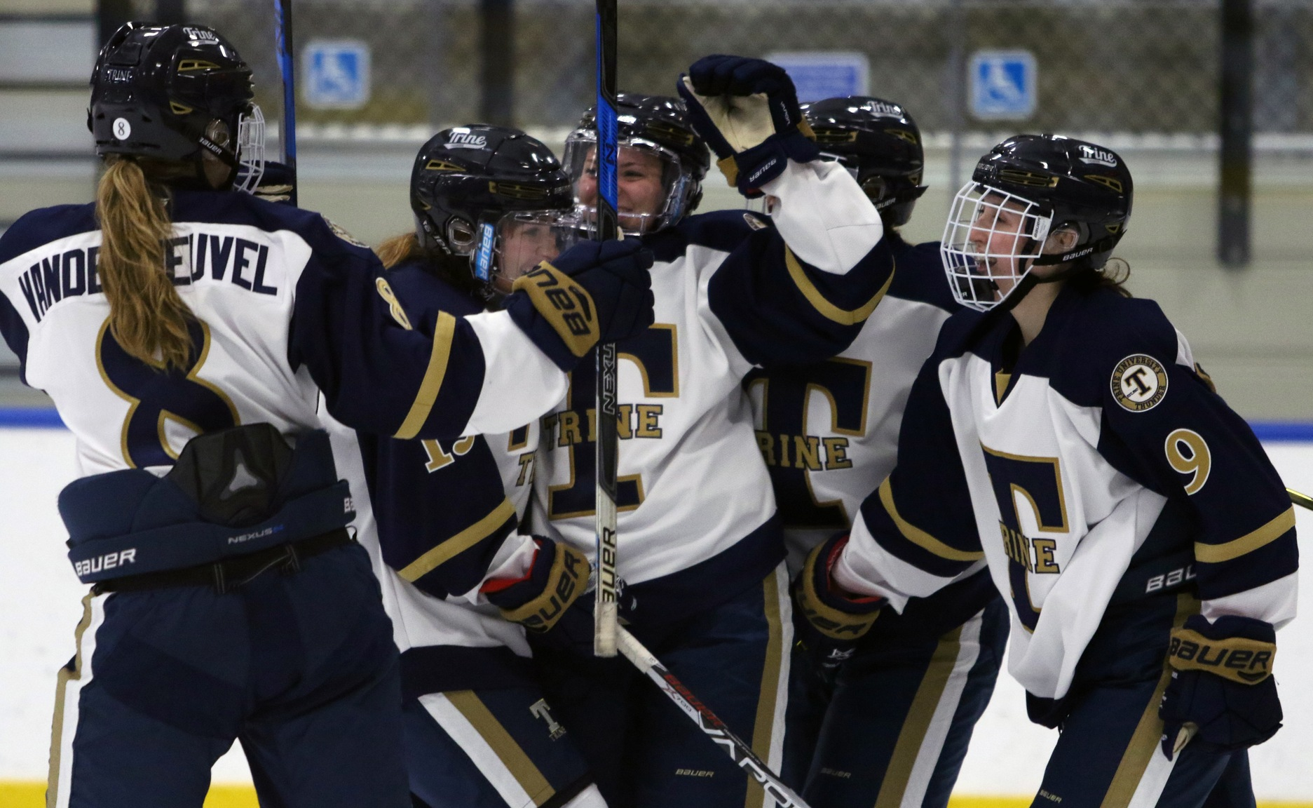 Women's Hockey Storming Into NCHA Slaats Cup Playoffs