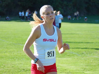 Lady Cardinals Place Six on USTFCCCA All-Academic Cross Country Team