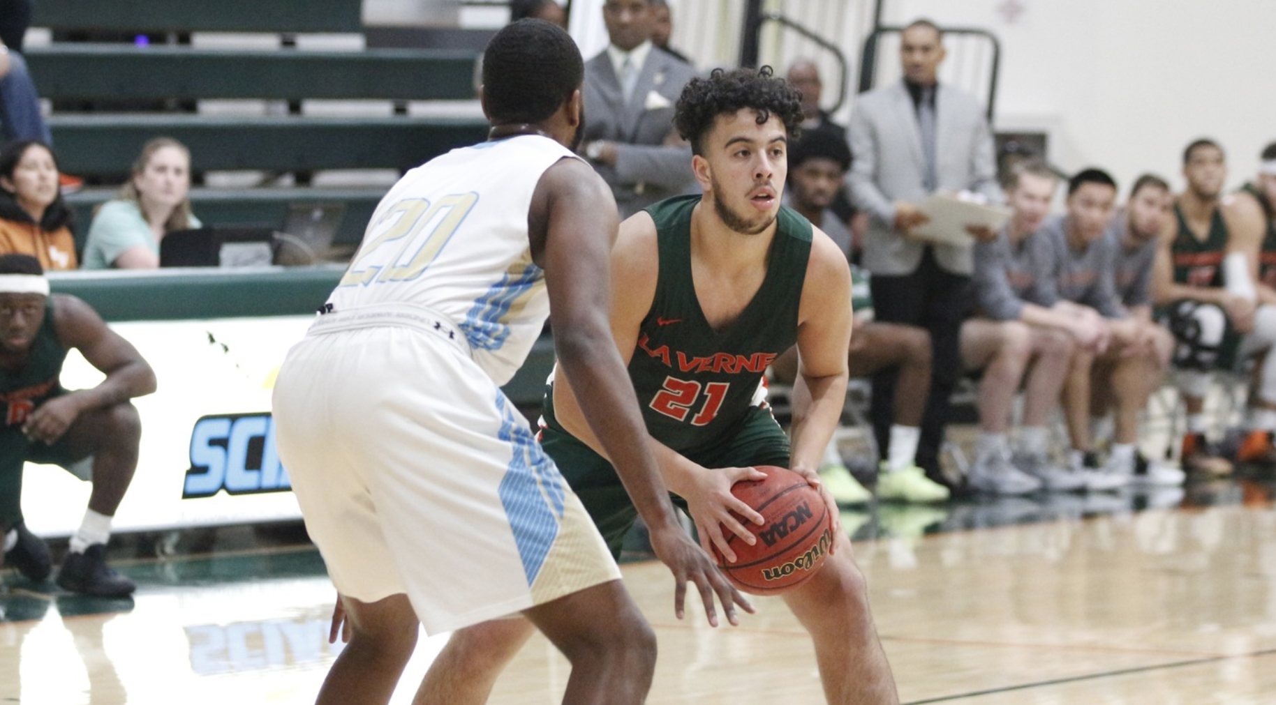 Men's Basketball Drops Home Opener