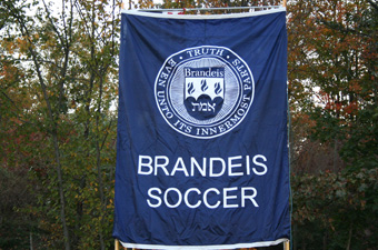 Men's soccer blanked by NYU, 2-0, in season finale