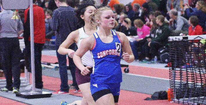 Women's Track & Field competes at Augustana meet