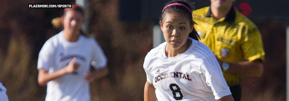 TSUHA, MINAMISHIN SCORE GOALS IN OXY'S FIRST SCIAC WIN