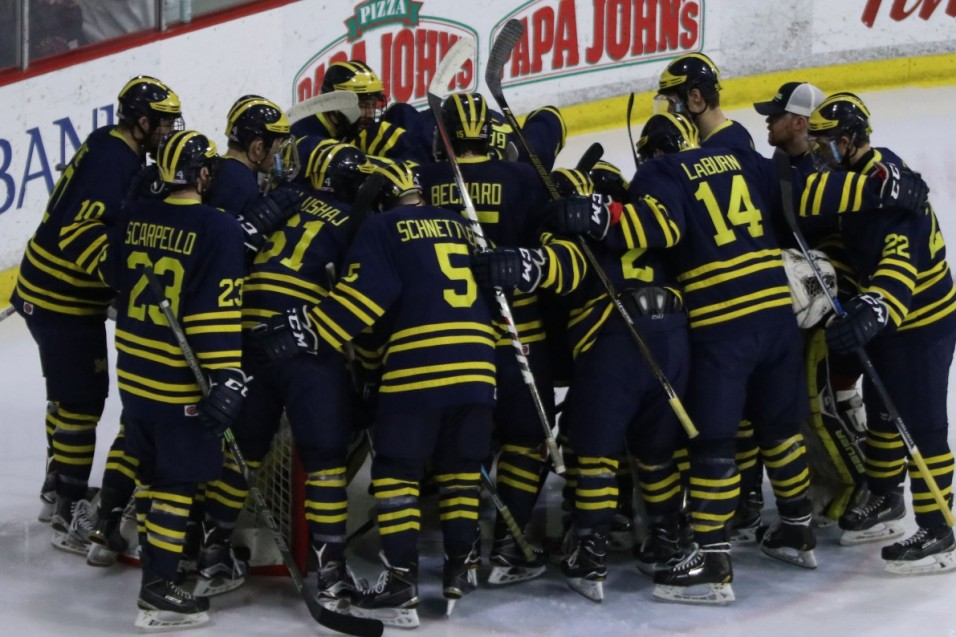 UM-Dearborn men?s ice hockey to join NAIA Division in 2018-19