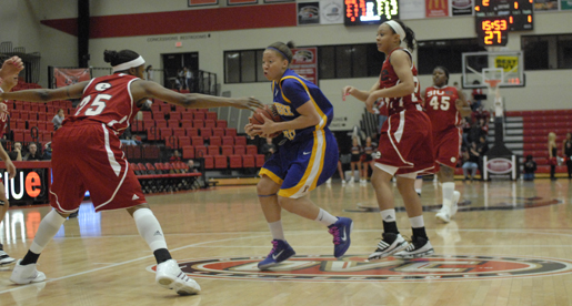 Sharpshooting Golden Eagles bounce back for win over Cougars