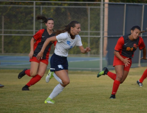 Townsend Earns United Soccer Coaches All-Region Honors