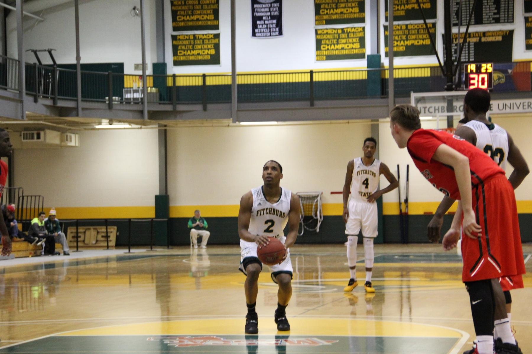 Second-Half Comeback Lifts Fitchburg State Past Brigewater State, 72-61