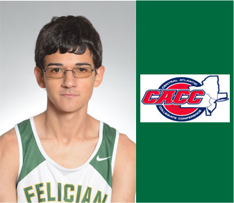 Secreti Named CACC Men's Cross-Country Rookie Of The Week
