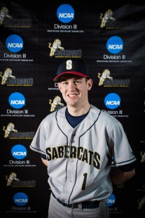 Courtney receives Association of Division III Independents Baseball Player of the Week award