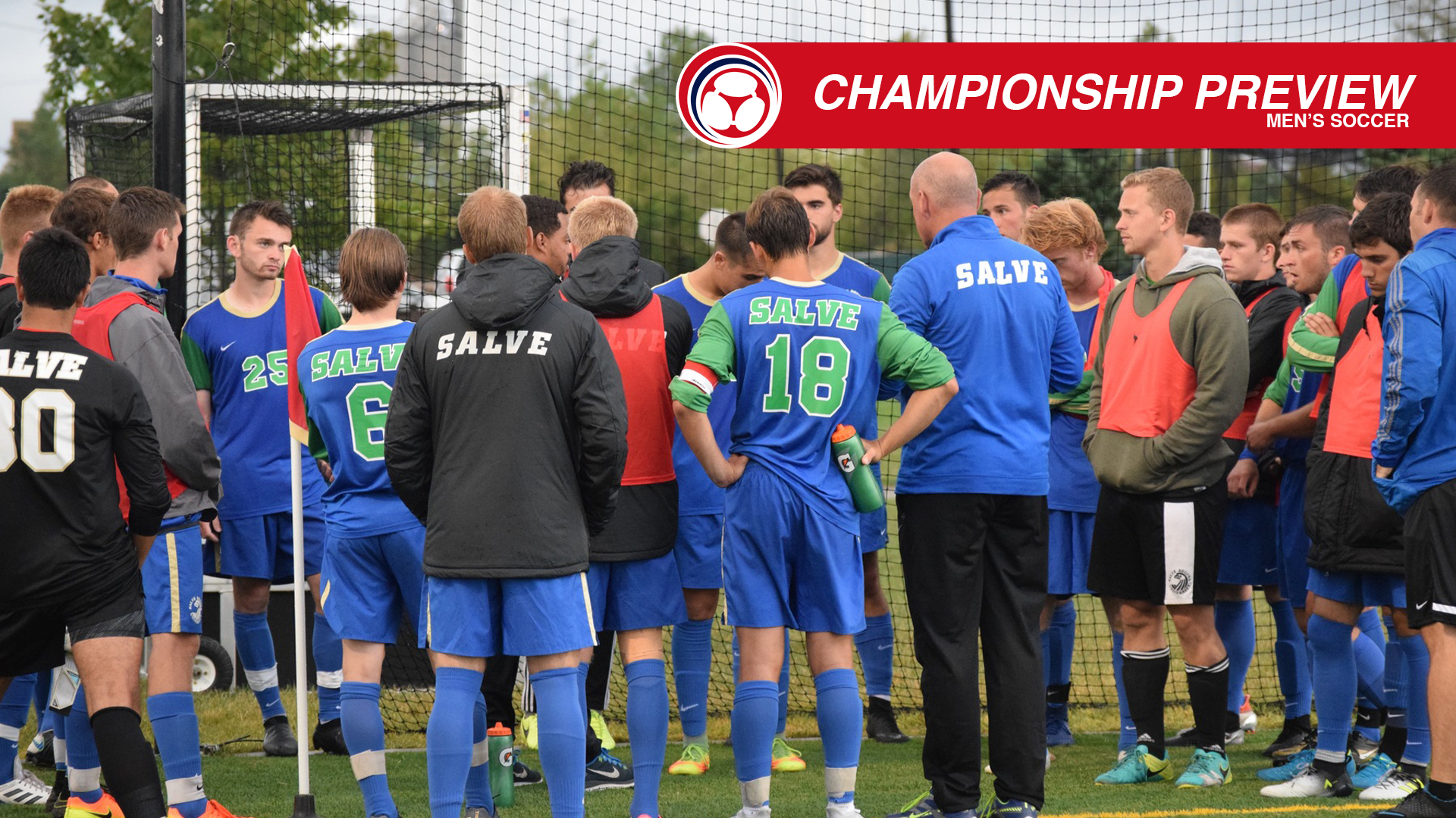 Salve Regina men's soccer has earned the No. 5 seed in the 2017 Commonwealth Coast Conference (CCC) Championships.