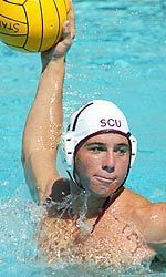 Santa Clara Opens Up Conference Championships with Split