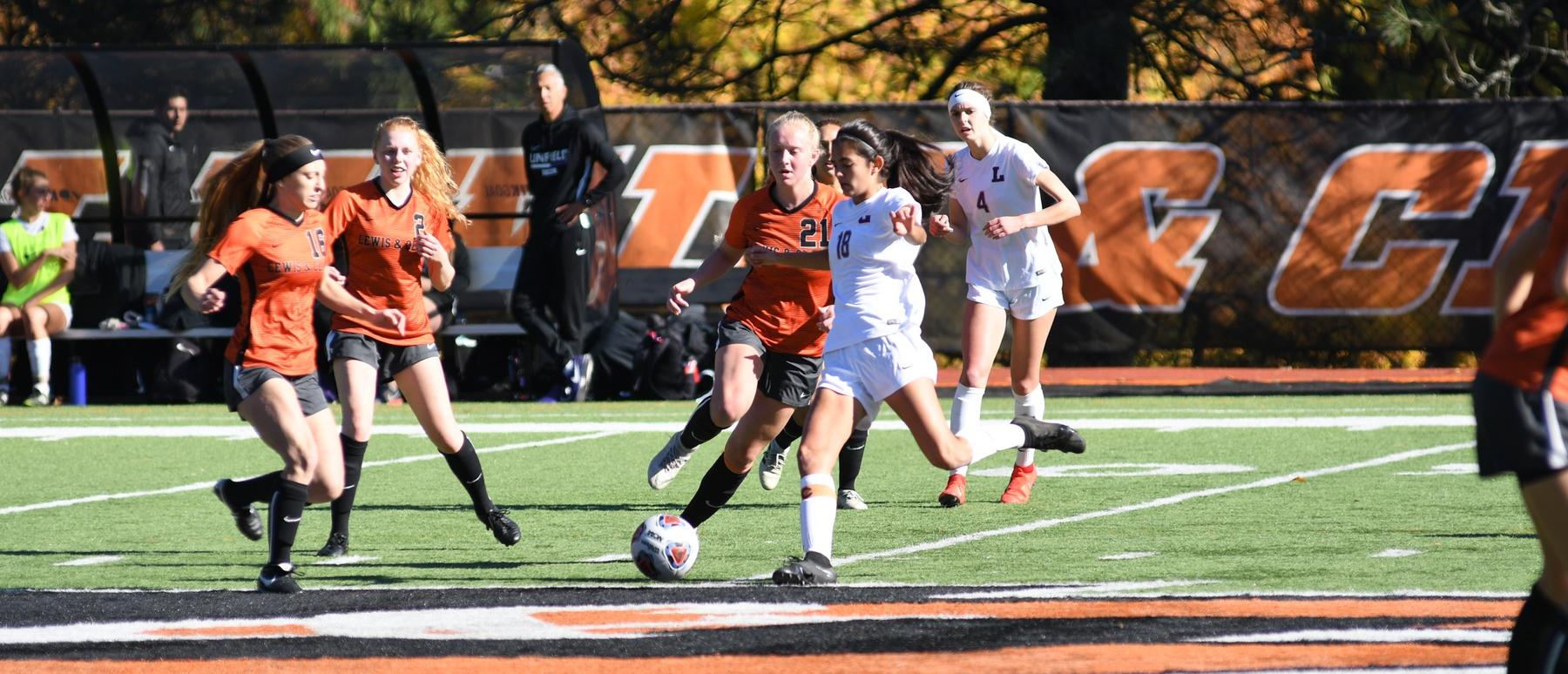 Pioneers bring home big win with 4-0 shutout of Wildcats