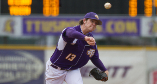 10-4 good buddy: Tech opens series with win