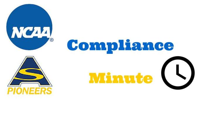 Compliance Minute - April 4th