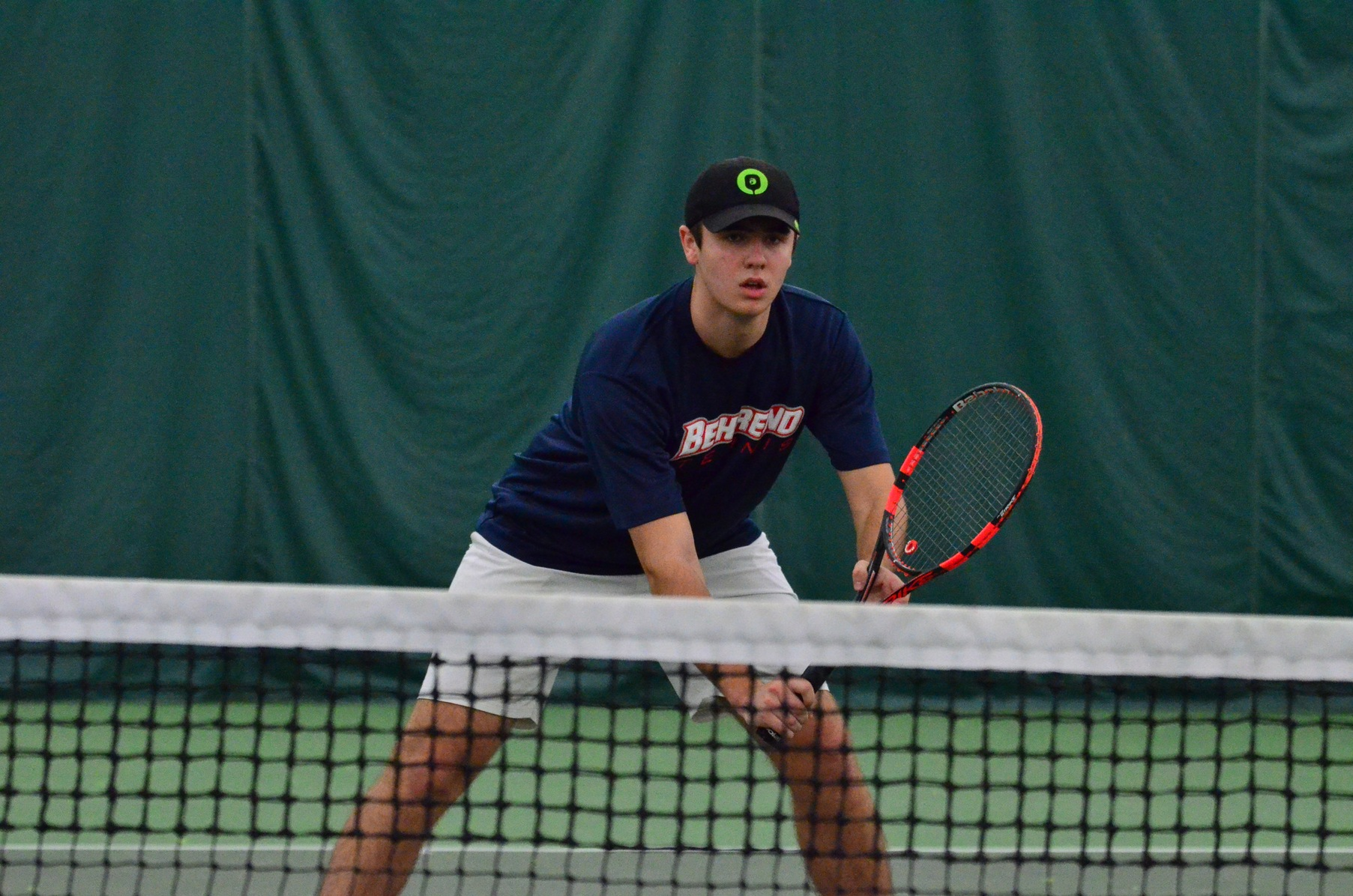 Dollard Named AMCC Men's Tennis Athlete of the Week