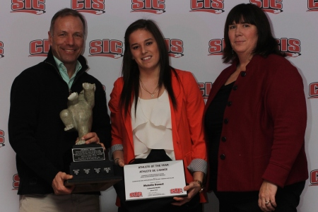 McGill's Daoust named player of the year