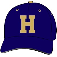 Los Angeles Harbor College Seahawks Hat with Logo