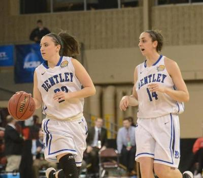 Final Four!  Finn & Battista Power No. 1 Bentley to 74-68 Win over Drury in Elite Eight