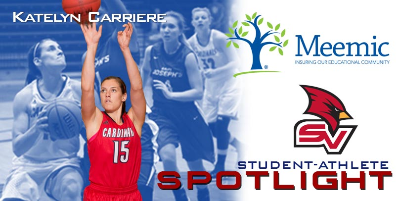 Meemic Insurance Student-Athlete Spotlight - Katelyn Carriere