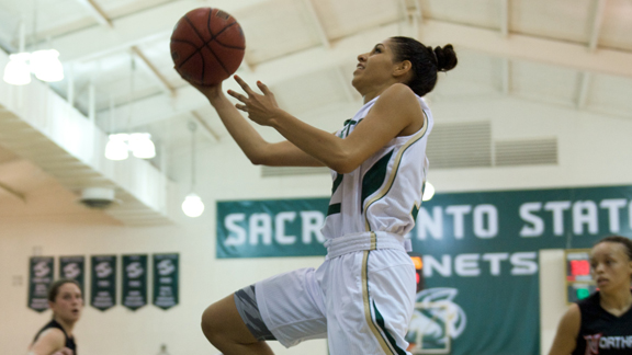 WOMEN'S BASKETBALL STUNS OREGON, DOWNS DUCKS 97-85