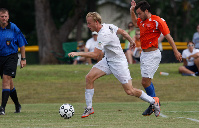Men's Soccer Releases 2012 Schedule